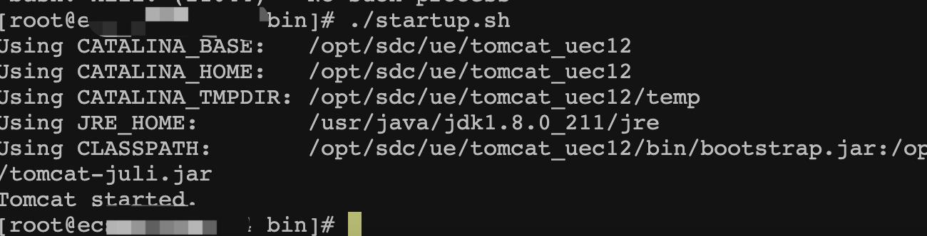 《杀进程重启tomcat实现服务器重启动》